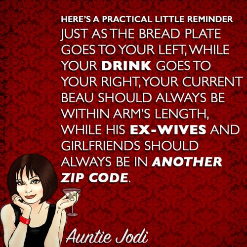 Auntie Jodi's Hint #02